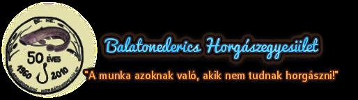Balatonederics Horgászegyesület